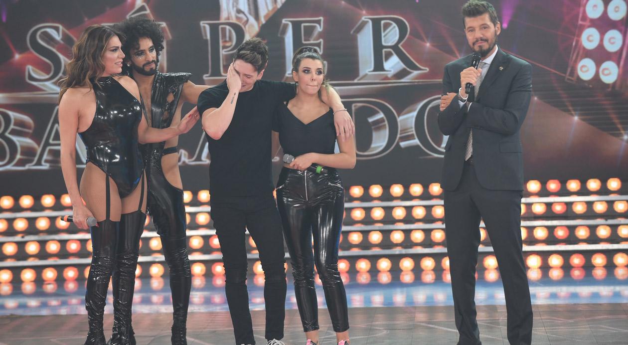 Super Bailando 2019: llanto y emoción en una nueva eliminación del certamen