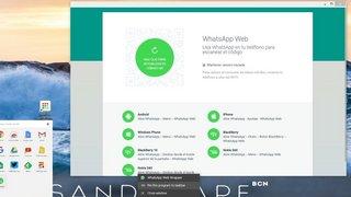 """""""QRLjacking"""": el curioso método de los ciberdelincuentes para """"robar"""" cuentas de WhatsApp"""