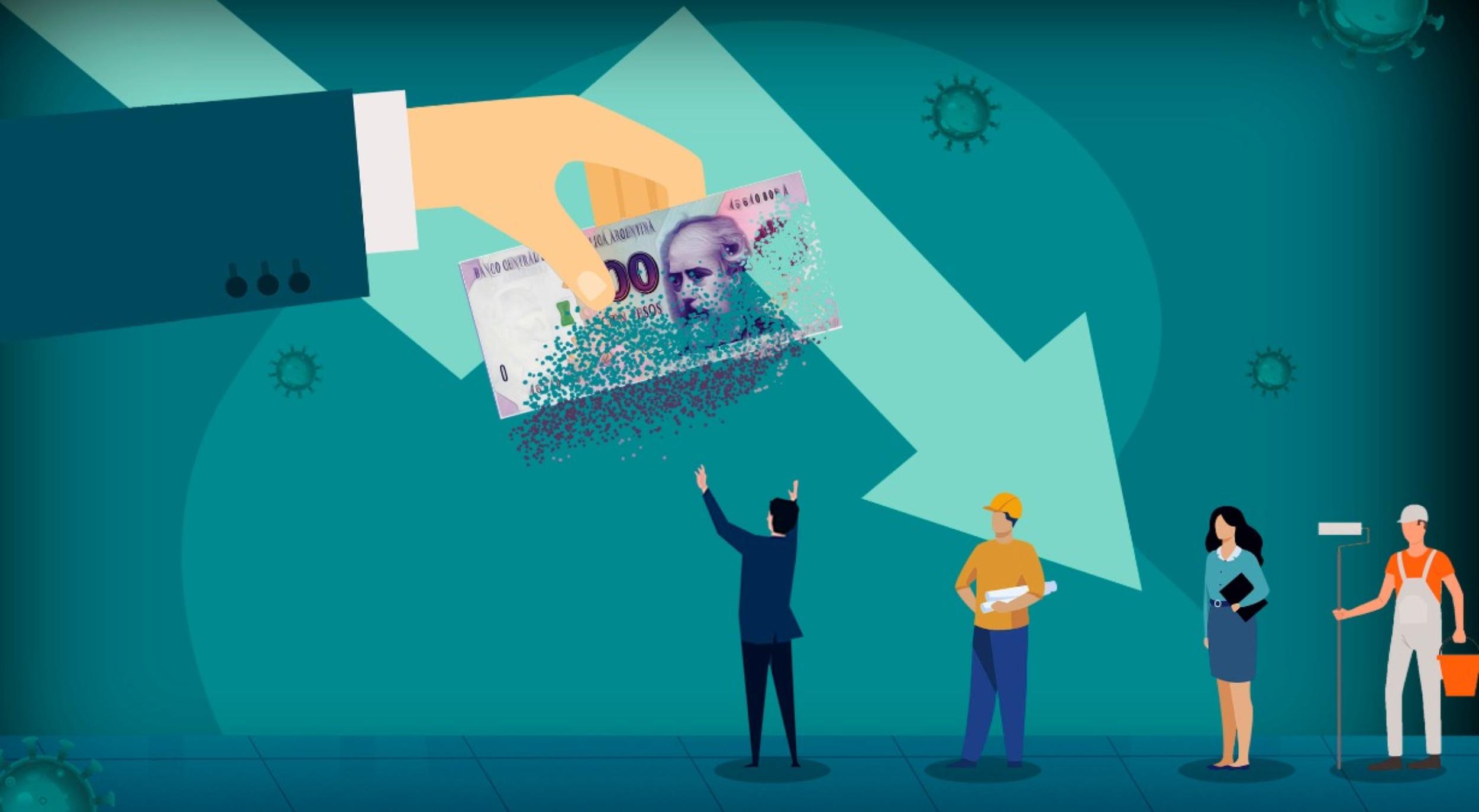 salarios:-el-80%-de-la-fuerza-laboral-del-gran-cordoba-gana-menos-de-$-40-mil