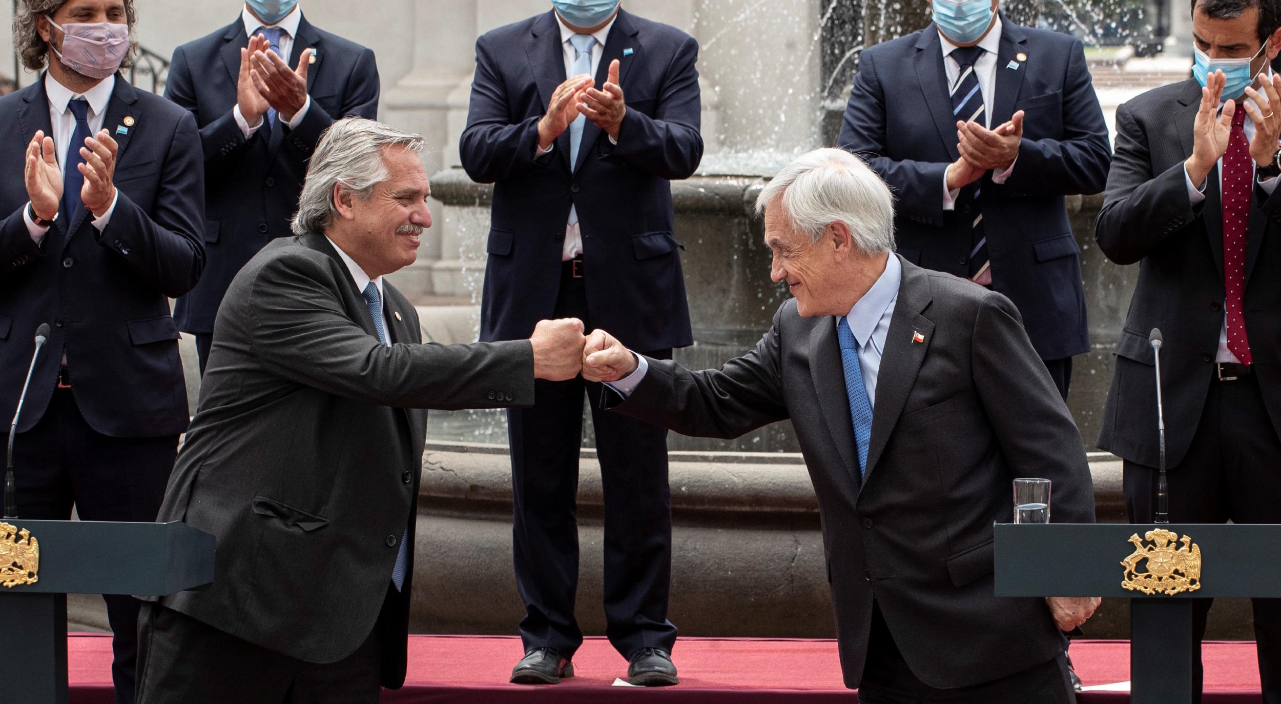 El presidente de Chile respaldó a Argentina por Malvinas y pidió la reanudación del diálogo por la soberanía