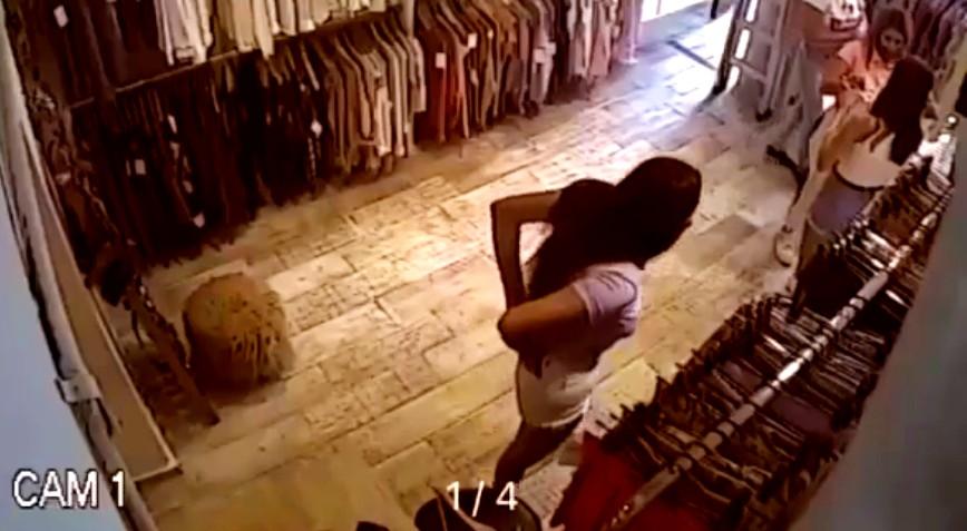 """video:-asi-roban-celulares-las-""""mecheras""""-en-comercios-de-la-zona-centrica"""