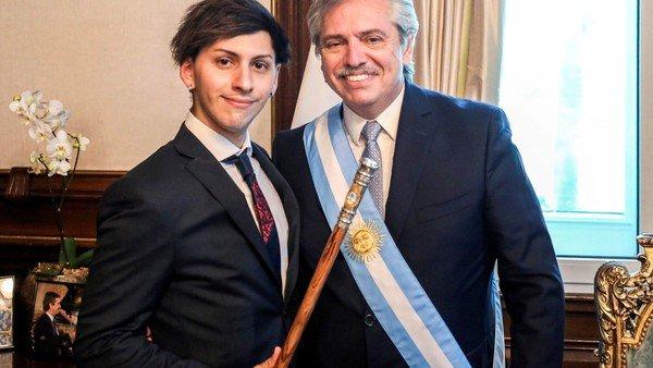 """dyhzy,-el-hijo-de-alberto-fernandez:-""""voy-a-cambiar-mi-dni,-soy-una-persona-no-binaria"""""""