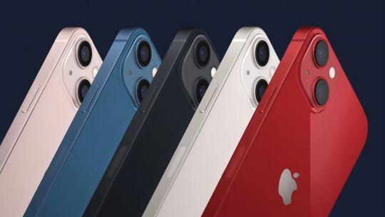 iphone-13:-furor-por-el-lanzamiento-de-apple