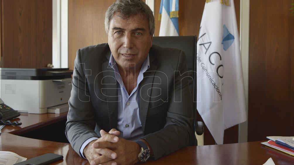 """claudio-ambrosini:-""""hay-que-conectar-hasta-el-ultimo-argentino,-sin-importar-donde-este"""""""