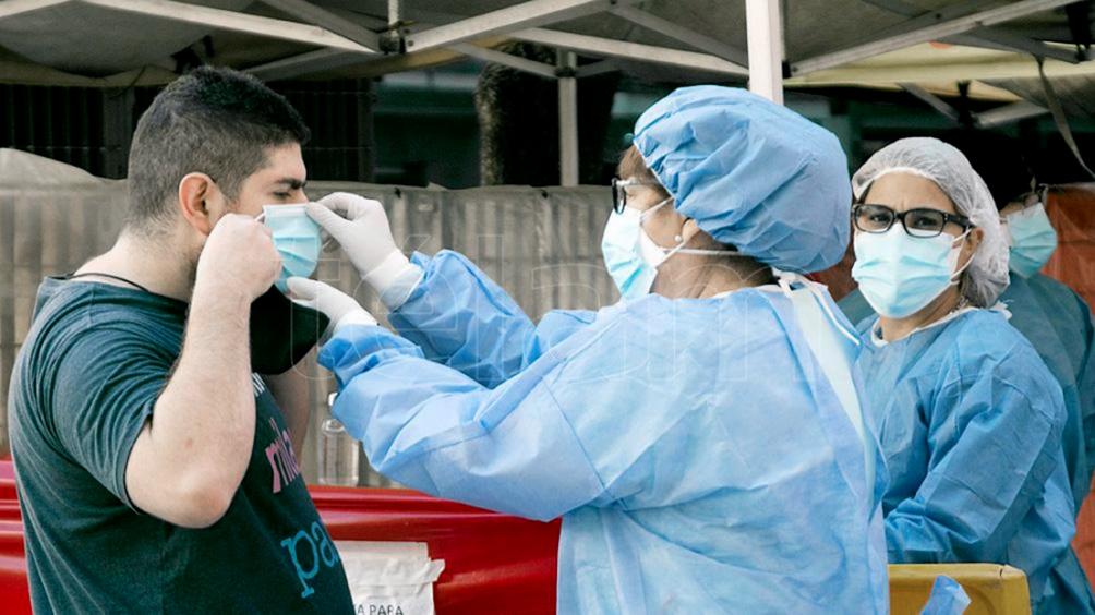 Murieron 3 personas por coronavirus, la cifra más baja desde el inicio de la pandemia